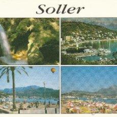 Postales: Nº 13858 POSTAL SOLLER MALLORCA. Lote 45760386