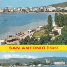 Postales: Nº 13810 POSTAL SAN ANTONIO ABAD IBIZA. Lote 45763321