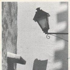 Postales: Nº 13980 POSTAL BINIBECA VELL MENORCA FOTOGRAFIAS JORDI SINTES. Lote 45774521