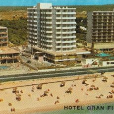 Postales: Nº 13932 POSTAL HOTEL GRAN FIESTA PLAYA DE PALMA MALLORCA. Lote 45775731