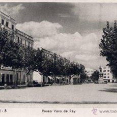 Postales: IBIZA (BALEARES).- PASEO VARA DE REY. Lote 45811044