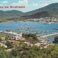 Postales: Nº 14328 POSTAL PUERTO DE ANDRAITX MALLORCA. Lote 45828341