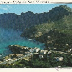 Postales: Nº 14713 POSTAL CALA SAN VICENTE MALLORCA. Lote 45953586
