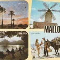 Postales: Nº 14733 POSTAL MALLORCA. Lote 45953591
