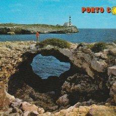 Postales: Nº 14860 POSTAL PORTO COLOM FELANIX FARO MALLORCA. Lote 45972203