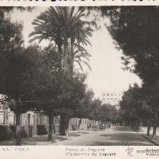 Postales: Nº 14891 POSTAL PASEO DE SEGRERA PALMA DE MALLORCA. Lote 45972217