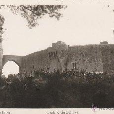 Postales: Nº 14884 POSTAL CASTILLO DE BELIVER PALMA DE MALLORCA. Lote 45972219