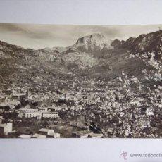 Postales: MALLORCA - SOLLER (VISTA GENERAL AL FONDO EL PUIG MAYOR). Lote 46008950