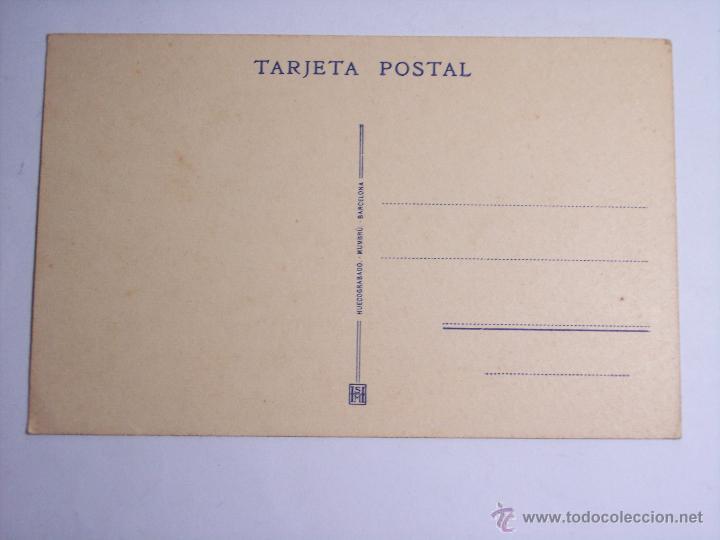 Postales: MALLORCA ( SANTUARIO DE NUESTRA SEÑORA DE LLUCH) CARRETERA DE LLUCH - BRECHA - Foto 2 - 46023954