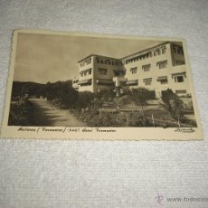 Postales: FORMENTOR 5487. HOTEL FORMENTOR. ZERKOWITZ. Lote 46152968