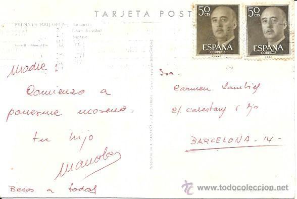 Postales: Reverso. - Foto 2 - 46178885