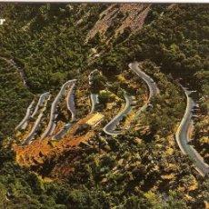 Postales: SÓLLER (MALLORCA), CARRETERA DEL COLL, VISTA AÈRIA - FOTO PLANAS Nº 2603 - SIN CIRCULAR. Lote 46298812