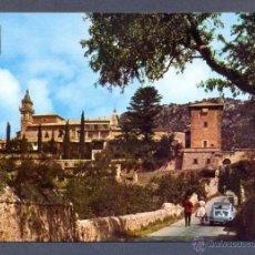 Postales: VALLDEMOSA. MALLORCA. LA CARTUJA Y PALACIO DEL REY D. SANCHO. Lote 46383104
