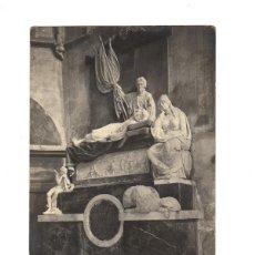Postales: POSTAL FOTOGRÁFICA. BALEARES. MALLORCA. 16-SEPULCRO MARQUES DE LA ROMANA. SIN CIRCULAR.. Lote 46448351