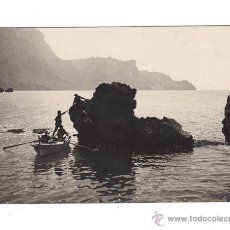 Postales: POSTAL FOTOGRÁFICA BALEARES - MALLORCA - POLLENSA (POLLENÇA). SIN CIRCULAR.. Lote 46448721