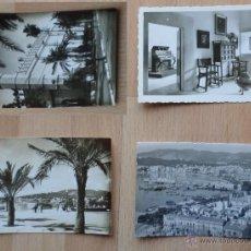 Postales: CUATRO POSTALES EDICIONES ARRIBAS DE MALLORCA. Lote 46837000