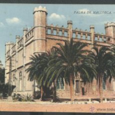 Postales: PALMA DE MALLORCA - LA LONJA. Lote 47600889