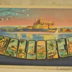 Postales: POSTAL AÑOS 5O DE MALLORCA. Lote 47671631