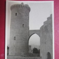 Postales: CASTELL DE BELLVE. PALMA DE MALLORCA. CASTILLO. FOTOGRAFICA. FOTOGRAFIA.. Lote 47780874