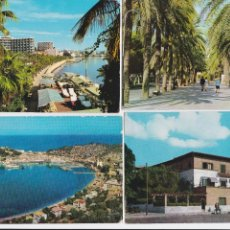 Postales: P- 553. LOTE DE 4 POSTALES MALLORCA AÑOS 60.. Lote 47810678