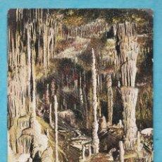 Postales: MALLORCA / MANACOR - CUEVAS DEL DRACH - Nº 85 / 35 - COLOREADA - ED. AM - NUEVA - AÑOS 20. Lote 47928329