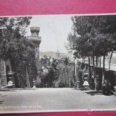 Postais: PALMA DE MALLORCA.CALLE DE LA SEO. Nº27. (CIRCULADA 1930).. Lote 48193670