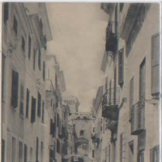 Postales: POSTAL MENORCA MAHON CALLE DE SAN ROQUE PONTE DE BARBARROJA ED. BOUGAULT. Lote 48380482