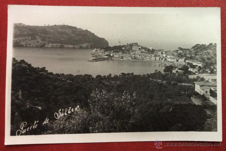 PUERTA DE SOLLER. VISTA GENERAL. POSTAL FOTOGRÁFICA. (Postales - España - Baleares Antigua (hasta 1939))