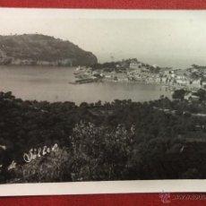 Postales: PUERTA DE SOLLER. VISTA GENERAL. POSTAL FOTOGRÁFICA. . Lote 48400882