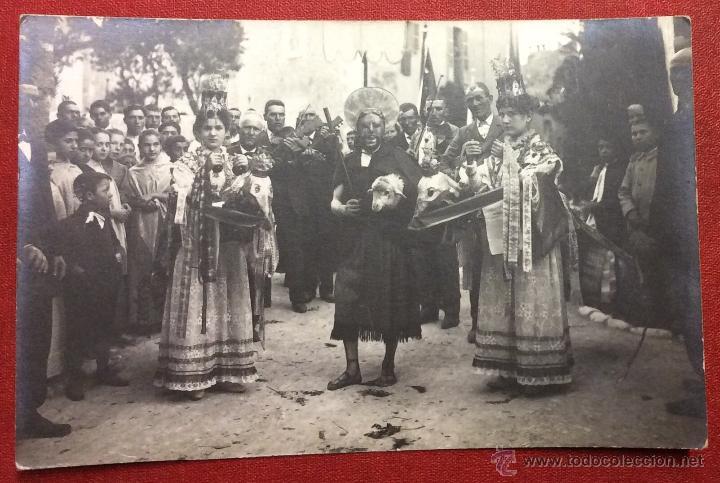 LAS ÁGUILAS. POLLENSA (MALLORCA). POSTAL FOTOGRÁFICA. COLECCIÓN BESTARD, 96. (Postales - España - Baleares Antigua (hasta 1939))