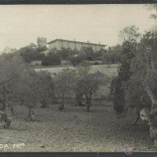 Postales: MALLORCA - SON VIDA - FOTOGRAFICA - (4839). Lote 48524765