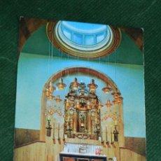 Postales: MALLORCA - SANTUARIO DE LLUCH - CAMERINO DE LA VIRGEN - RO-FOTO N.1. Lote 48658246