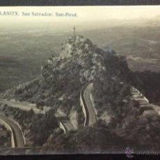 Postales: FELANITX. SAN SALVADOR. SAN-PICOT. Nº 16. FOT. MASCARO. . Lote 48915395