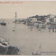 Postales: POSTAL PALMA DE MALLORCA CALA DE PORTO PI FOTOTIPIA THOMAS N0 7140 BALEARES. Lote 49004667