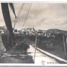 Postales: POSTAL SELVA CARRETERA DE INCA ED. CUYAS N0 1 MALLORCA BALEARES. Lote 49093983