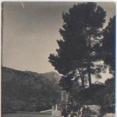Postales: POSTAL FOTO AGFA ALQUERIA DE RAIXA EL ESTANQUE SAFAREIG MALLORCA BALEARES. Lote 49102360