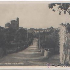 Postales: POSTAL GENOVA NEAR PALMA CALLE PRINCIPAL ED. KLEINSCHMIDT MALLORCA BALEARES. Lote 49119439