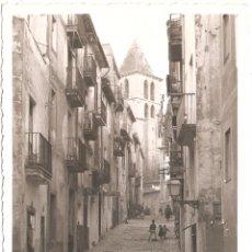 Postales: PALMA DE MALLORCA CALLE TIPICA POSTAL FOTOGRÁFICA. Lote 40595755