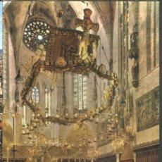 Postales: PALMA DE MALLORCA - INTERIOR DE LA CATEDRAL. Lote 50693747