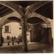 Postales: BONITA POSTAL - PALMA DE MALLORCA - PATI MALLORQUI (PATIO MALLORQUIN). Lote 50749033