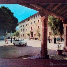 Postales: 1969 - POSTAL SIN CIRCULAR -SANTUARIO DE LLUC-PLAZA PEREGRINOS - MALLORCA - ISLAS BALEARES. Lote 50817915