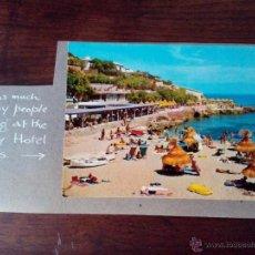 Postales: 1969 - POSTAL SIN CIRCULAR-PLAYA - HOTEL MOLINS - POLLENSA - POLLENÇA-MALLORCA - ISLAS BALEARES. Lote 50818530