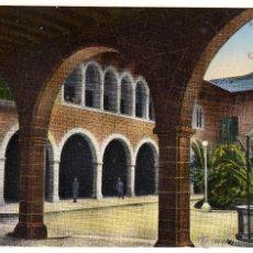 Postales: PRECIOSA POSTAL - PALMA DE MALLORCA - PATIO DE CAPITANIA GENERAL - AMBIENTADA . Lote 51094771
