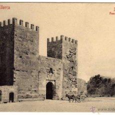 Postales: PRECIOSA POSTAL - MALLORCA - ALCUDIA - PUERTA DEL MUELLE - CARRO . Lote 51119872