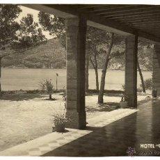 Postales: BONITA Y RARA POSTAL FOTOGRAFICA - MALLORCA - HOTEL CAMP DE MAR . Lote 51193292