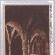 Postales: TARJETA POSTAL DE MALLORCA - PALMA. CRIPTA DE SAN LORENZO. SERIE VIII. 10. CENTRO DEL TURISMO. Lote 51237214