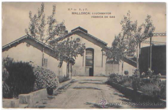 Postales: SERIE COMPLETA 12 POSTALES LLUCHMAYOR LLUCMAJOR ESTACION MERCADO HOTEL PLAZA MALLORCA ED. R. Y F. - Foto 3 - 51571860