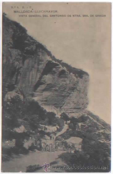 Postales: SERIE COMPLETA 12 POSTALES LLUCHMAYOR LLUCMAJOR ESTACION MERCADO HOTEL PLAZA MALLORCA ED. R. Y F. - Foto 5 - 51571860