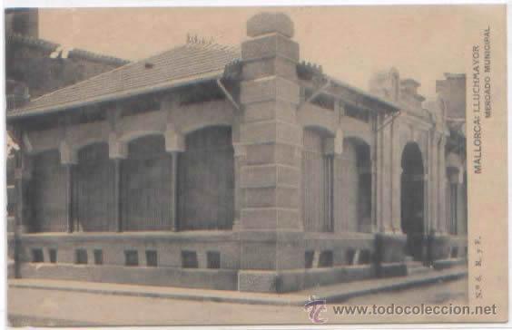 Postales: SERIE COMPLETA 12 POSTALES LLUCHMAYOR LLUCMAJOR ESTACION MERCADO HOTEL PLAZA MALLORCA ED. R. Y F. - Foto 7 - 51571860