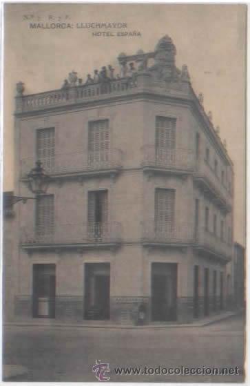 Postales: SERIE COMPLETA 12 POSTALES LLUCHMAYOR LLUCMAJOR ESTACION MERCADO HOTEL PLAZA MALLORCA ED. R. Y F. - Foto 10 - 51571860